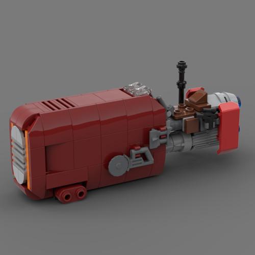 MOC-56363 Rey's Speeder