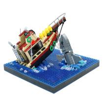 Jaws - Shark Attack Ship