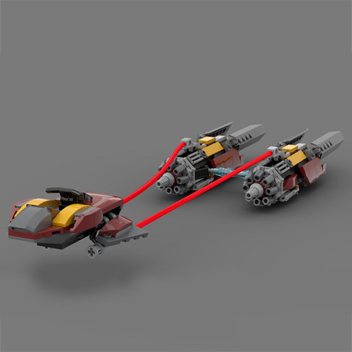 MOC-55858 Marshall's Podracer