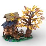 MOC-55068 Arcadian Hut