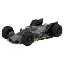 MOC-52346 Militarized batmobile