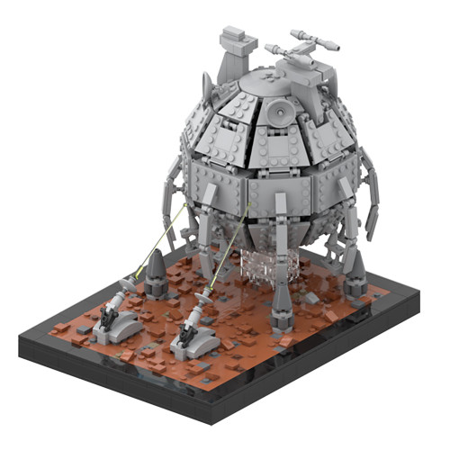 MOC-43041 Battle of Geonosis / Core Ship