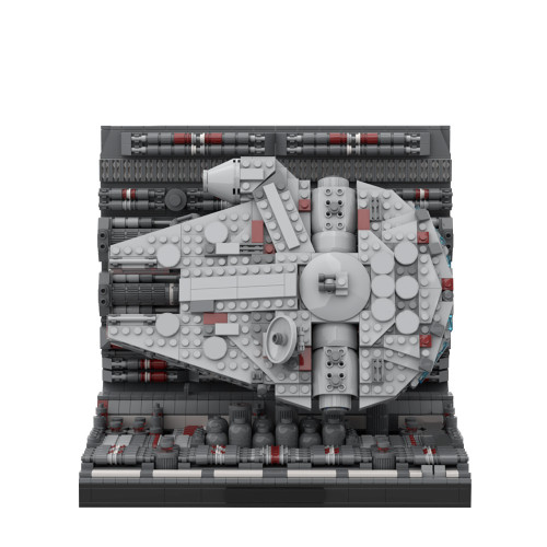 MOC-56697 Episode VI Modular Display Series