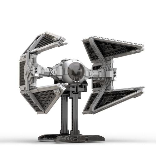 MOC-55661 TIE / IN Interceptor UCS (slim cockpit)