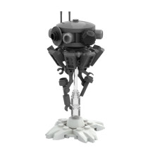 MOC-37282 FREE - Imperial Probe Droid