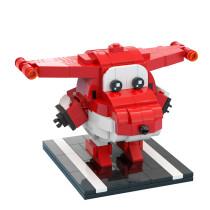 MOC-40893 Jett Brickheadz from Superwings