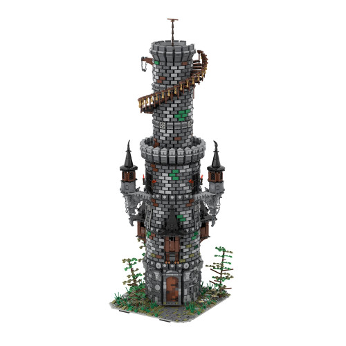 MOC-50724 Wizard's tower