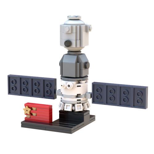 MOC-36418 1:82 Shenzhou Spacecraft