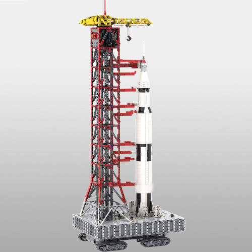 MOC-60088 Launch Tower Mk I for Saturn V (21309/92176) with Crawler