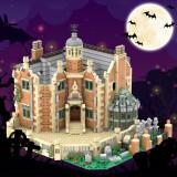 MOC-54244 The Haunted Manor