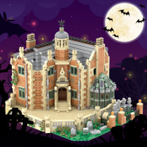 MOC-54244 The Haunted Manor