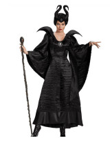 Maleficent Black Witch Costume Dark Witch Costume Cosplay Stage Costume