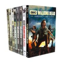 The Walking Dead The Complete Seasons 1-9 DVD Box Set 41 Disc Free Shipping