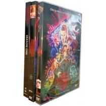 Stranger Things The Complete Seasons 1-3 DVD Box Set 8 Disc