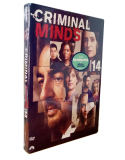 Criminal Minds Season 14 DVD Box Set 4 Disc