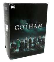 Gotham The Complete Series Seasons 1-5 DVD Box Set 26 Disc