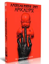 American Horror Story Seasons 8 DVD Box Set 3 Disc