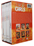 Broke Girls The Complete Series Seasons 1-6 DVD Box Set 17 Discs
