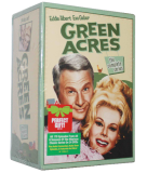 Green Acres The Complete Series Seasons 1-6 DVD Box Set 24 Disc