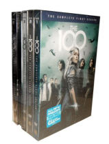 The 100 The Complete Seasons 1-6 DVD Box Set 20 Disc