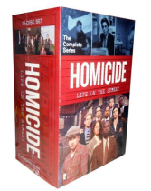 Homicide Life On The Street The Complete Series DVD Set 35 Disc