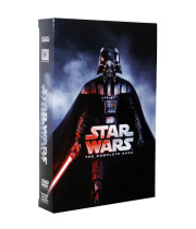 Star Wars The Complete Saga Episodes I-VI 12 Disc Box Set