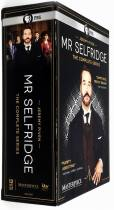 Mr Selfridge The Complete Series Seasons 1-4 DVD Box Set 12 Disc