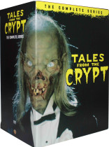Tales from the Crypt The Complete Series Seasons 1-7 DVD Box Set 20 Disc