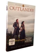 Outlander Season 4 DVD Box Set 5 Disc