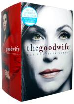 The Good Wife The Complete Series Seasons 1-7 DVD Box Set 42 Disc