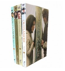 Outlander The Complete Seasons 1-4 DVD Box Set 19 Disc Free Shipping