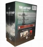 The Last Ship The Complete Series Seasons 1-5 DVD Box Set 15 Disc