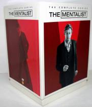 The Mentalist The Complete Seasons 1-7 DVD Box Set 34 Disc Free Shipping
