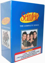 Seinfeld The Complete Series Seasons 1-9 DVD Box Set 33 Disc