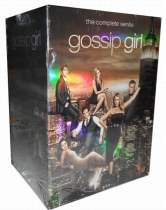 Gossip Girl The Complete Series Season 1-6 30 Disc DVD Box Set Free Shipping