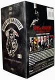 Sons of Anarchy The Complete Series Seasons 1-7 DVD Box Set 30 Disc