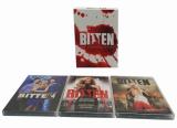 Bitten The Complete Series Seasons 1-3 DVD Box Set 10 Disc