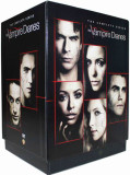 The Vampire Diaries The Complete Series Seasons 1-8 DVD Box Set 38 Disc