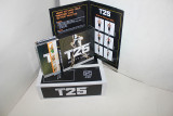 Shaunt's Focus T25 Workout 14 DVD Alpha, Beta, Gamma + B-Lines Resistance