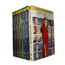 The Closer The Complete Series Seasons 1-7 28 Disc Box Set Free Shipping