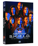 Agents of S.H.I.E.L.D. Season 6 DVD Box Set 3 Disc