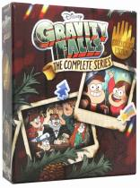 Gravity Falls The Complete Series DVD 7 Dsic Box Set Free Shipping