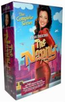 The Nanny The Complete Seasons 1-6 DVD 19 Disc Set Free Shipping