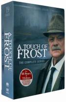 A Touch of Frost The Complete Series DVD Box Set 19 Disc