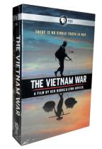 The Vietnam War A Film by Ken Burns DVD Box Set 10 Disc