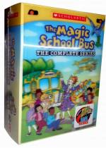 The Magic School Bus The Complete Series 8 Disc Set All 52 Episode Box Set