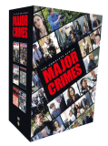 Major Crimes The Complete Series Seasons 1-6 DVD Box Set 24 Discs
