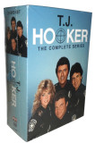 T.J. Hooker The Complete Seasons 1-5 DVD Box Set 21 Disc