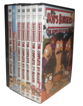 Bob's Burgers Seasons 1-10 DVD Box Set 28 Disc