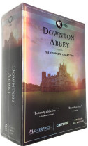 Downton Abbey The Complete Seasons 1-6 DVD Box Set 22 Disc